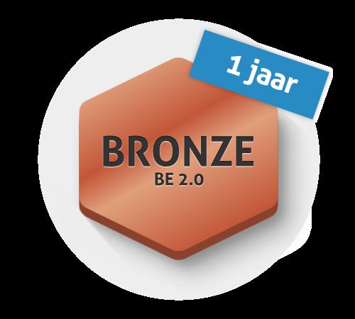 Servicelevel Bronze (BE 2.0)