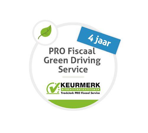 PRO Fiscaal Green Driving Service 4 jaar