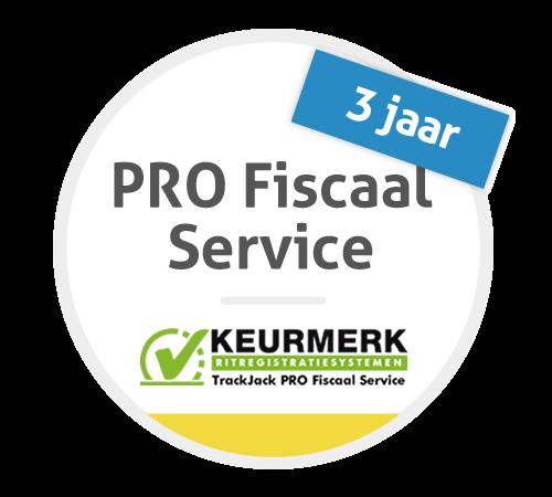 PRO Fiscaal Service 3 jaar