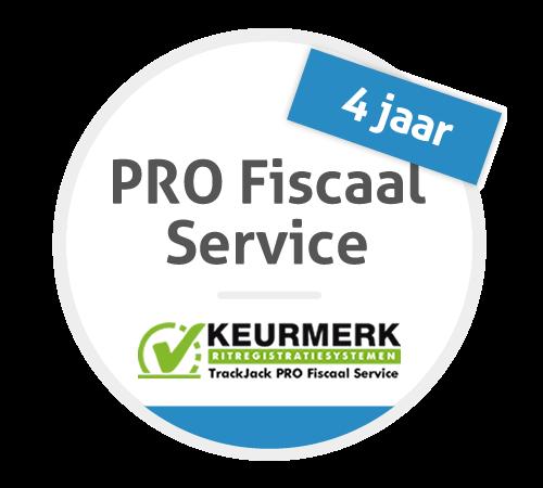 PRO Fiscaal Service 4 jaar